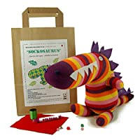 Sockosaurus Craft Kit