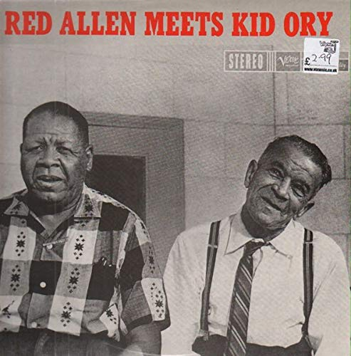 Red Allen Meets Kid Ory [Vinyl LP] (Allen Red Henry)