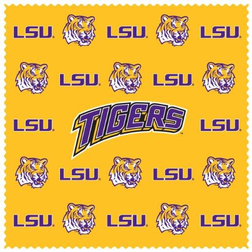 Siskiyou NCAA LSU Tigers Sonnenbrillen-Mikrofasertuch