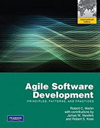 Agile Software Development, Principles, Patterns, and Practices by Robert C. Martin (2011-03-25)