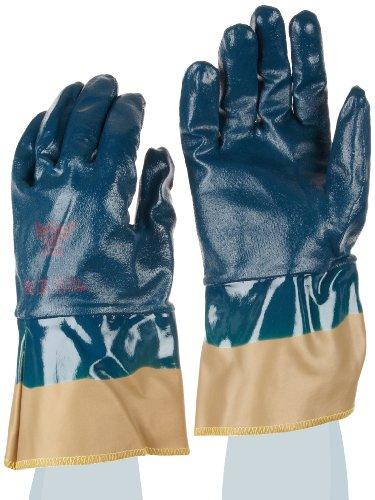 Ansell Hylite 47-409 Gants pour usages multiples, protection mécanique, Bleu, Taille 10 (Sachet de 12 paires)
