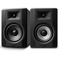 """M-Audio BX5 D3 Coppia Monitor da Studio Attivi Biamplificati da 100 W, con Woofer da 5"""" e Controllo Acoustic Space, Riferimento per Produzione Musicale e Mixaggio"""