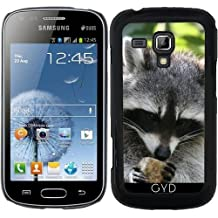 Funda para Samsung Galaxy S Duos S7562 - Raccoon20150115 by JAMFoto
