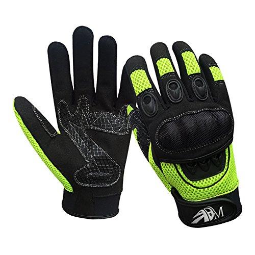 New Motorbike Riding Gloves Full Finger Motorcycle Sports -1293
