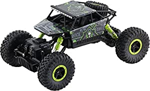 Buddy Toys- Coche RC, Color Verde (BRC 18.612)