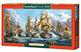 Castorland C-400102-2 - Naval Battle, Puzzlee 4000-teiligle, Klassische Puzzle