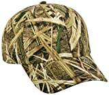 Outdoor Cap. Mossy Oak Shadow Grass Blades. Adjustable. CGW115. 00045727057517