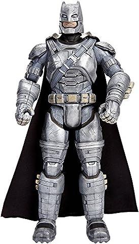 DC Comics Multiverse – Batman vs Superman : L'Aube de la justice – Armored Batman – Figurine Articulée 30 cm