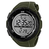 Skmei SK1025ARMGRN Sports Digital Watch ...