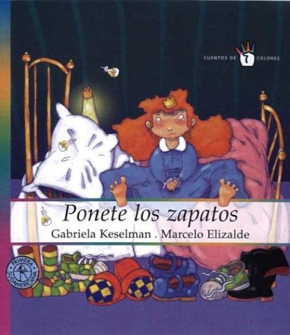 Ponete los zapatos/Put on your Shoes par Gabriela Keselman