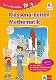 Klett Die Mathe-Helden Klassenarbeiten Mathe 4. Klasse: Lernzielkontrollen, Proben, Erfolgskontrollen, Tests wie in der Grundschule