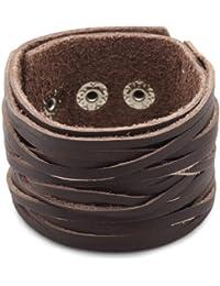 Cored Q034 Mens' Bracelet Leather