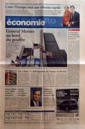 figaro-economie-le-no-19992-du-08-11-2008-crise-leurope-veut-une-reforme-rapide-general-motors-au-bo