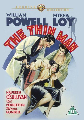 The Thin Man  DVD   1934