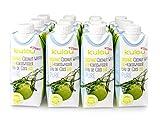 Kulau Bio-Kokoswasser Pure, 12er Pack (12 x 330 ml)