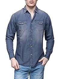 Le Temps des Cerises - Camisa casual - para hombre