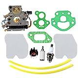 Aisen 545072601carburateur & Filtre à air pour Husqvarna 235235e 236236e...