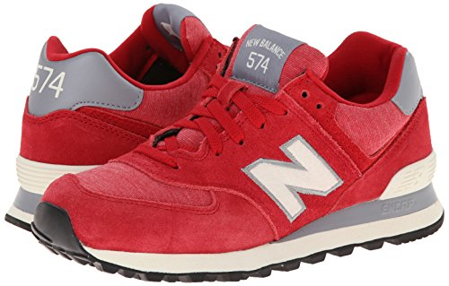 New Balance WL 574 PBW (WL574PBW) Rouge