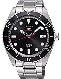 Seiko Herren-Armbanduhr SRPB91K1