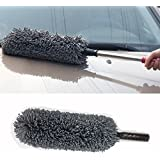 Generic Car Cleaning Microfiber Round Shaped Duster (Assorted)