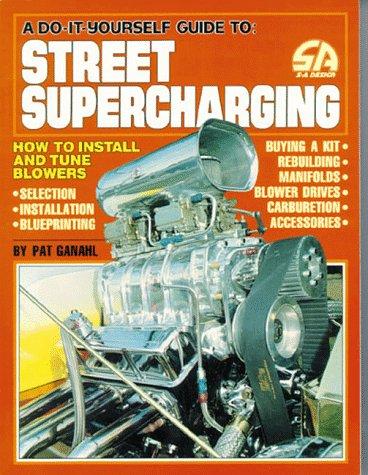 S-A Design: Street Supercharging por Pat Ganahal