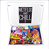 Best Romantic Gifts - The Netflix And Chill 30 Piece Retro Sweets Review