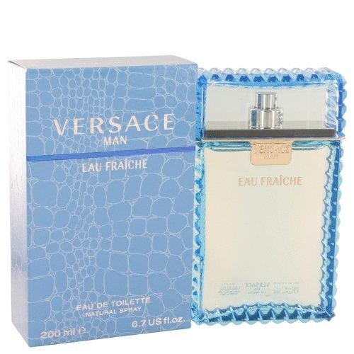 Versace Man Eau Fraiche Eau de Toilette EDT 200ml