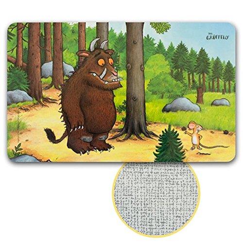 Das Grüffelo-Frühstücksbrettchen Wald