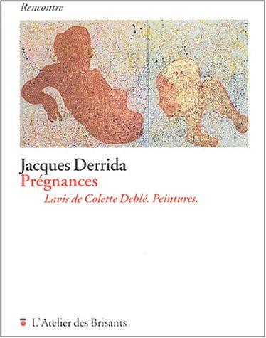 Prégnances : Lavis de Colette Deblé. Peintures