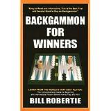 Backgammon for Winners by Bill Robertie (2-Jul-2003) Paperback