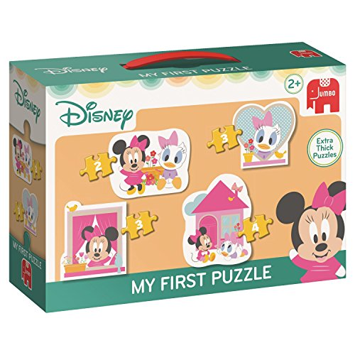 Disney 19646 Mickey Mouse My First Puzzle Kinderpuzzle, ()