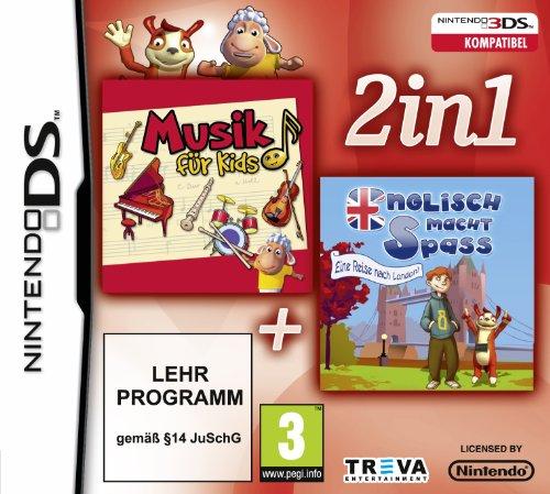 für Kids + Englisch macht Spaß - [Nintendo DS] (Musik Für Spaß, Musik Für Das Lernen)