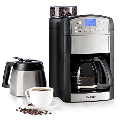Klarstein Aromatica Kaffeemaschine • Filtermaschine • integrierter Aktivkohlefilter •...