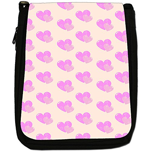 Fancy A Snuggle, Borsa a spalla donna Love Hearts Pairs