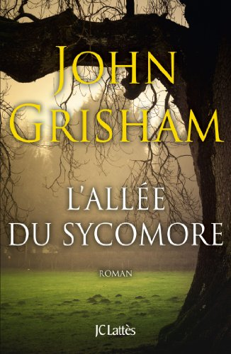 L'allée du sycomore (Thrillers) (French Edition)