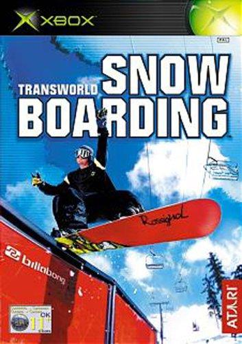 Transworld Snowboarding UK IMPORT