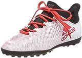 Adidas X Tango 17.3 Tf J, Scarpe da Calcio Unisex-Bambini, Grigio Grey/Reacor/Cblack, 33 EU