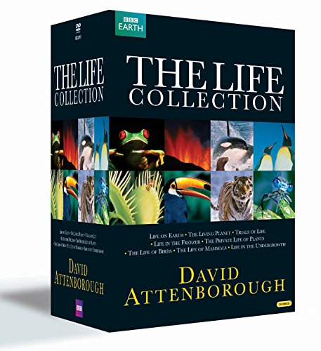 Attenborough - The Life Collection Box Set (24 DVDs)