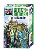 Kosmos - WAS IST WAS? Ritter & Burgen. Quizspiel