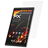 atFolix Folie für Medion LIFETAB X10313 (MD60877) Displayschutzfolie - 2 x FX-Antireflex-HD hochauflösende entspiegelnde Schutzfolie