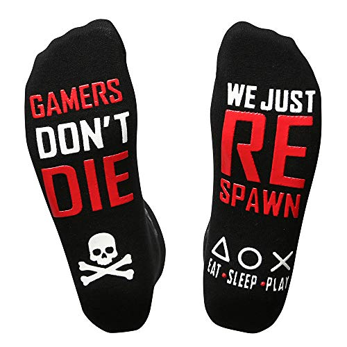 Gamer Socks! The Ultimate Gamers...
