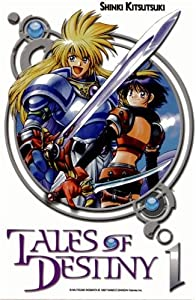Tales of Destiny 2e tirage Tome 1