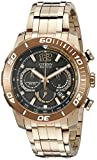 Citizen Eco-Drive Men's Primo Stingray 620 Analog Display Rose Gold Watch (Model: CA4086-56E)