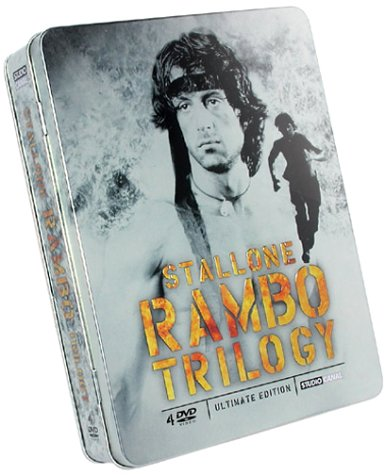 Rambo - La trilogie [Coffret Ultimate]