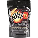 GHS GB-M-5, 5+1 PACK Boomers String Medium (5er Pack), 011-050