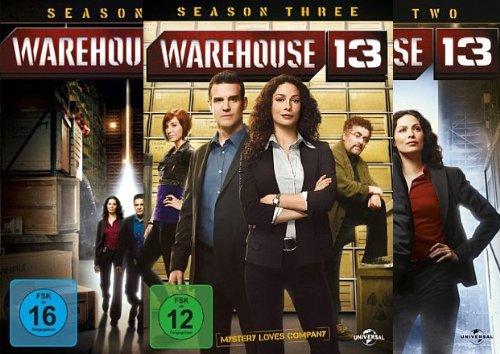 Seasons 1-3 (9 DVDs)
