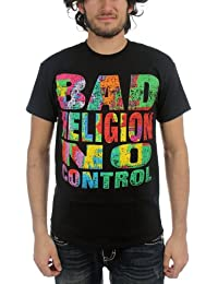 Bad Religion - Mens No Control T-Shirt