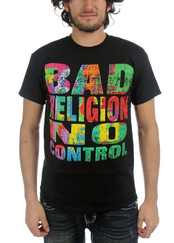 Bad Religion - Top - Uomo nero small