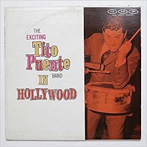 The Exciting Tito Puento Band In Hollywood [LP]