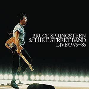 Live In Concert 1975 - 85 Bruce Springsteen & The Street Band